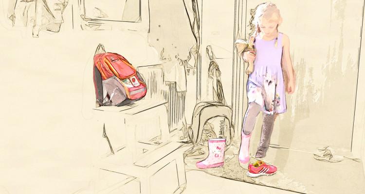 Att vara förälder med dolda funktionsnedsättningar